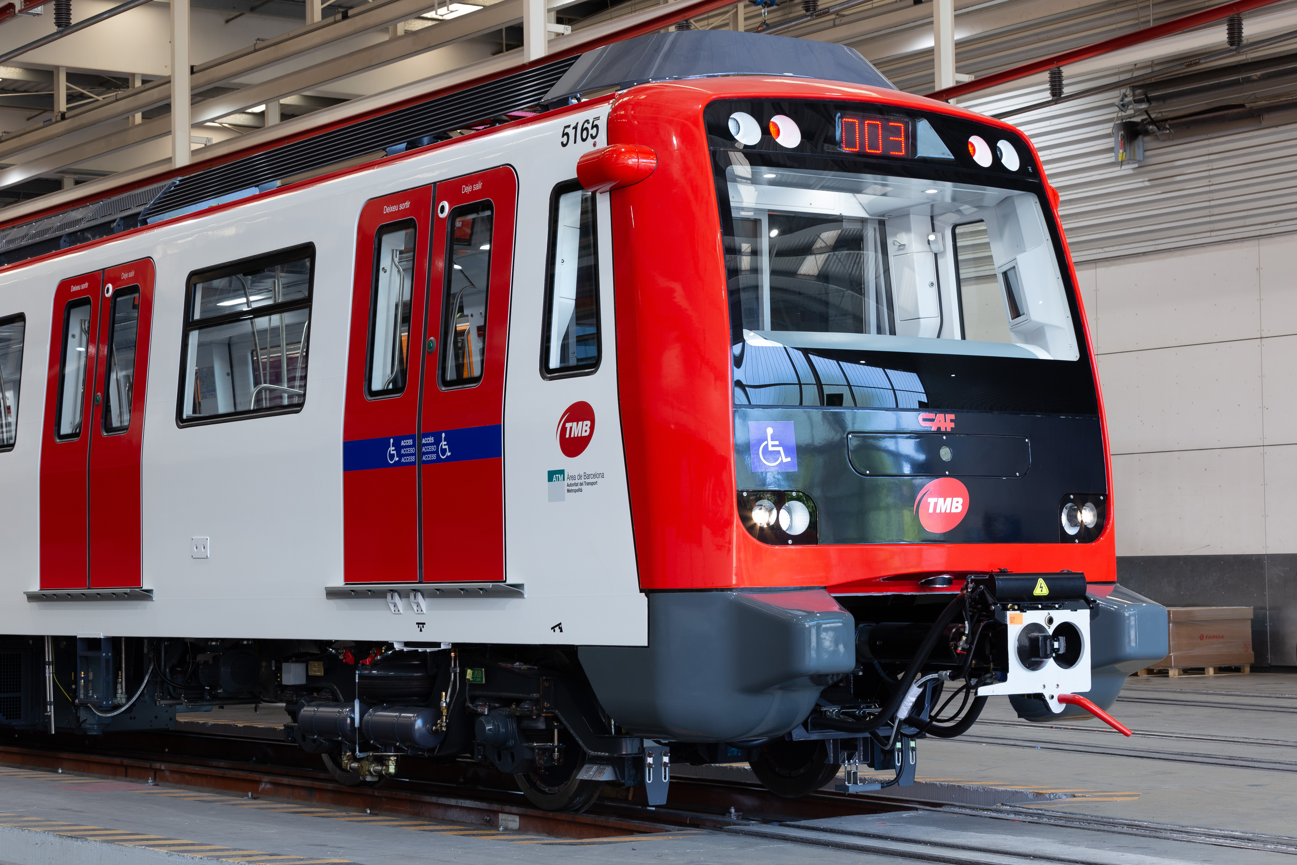 Barcelona Metro achieves record-time results with CAF´s advanced analytics